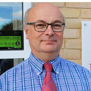 Stephen Kirker MD FRCP FRCPI